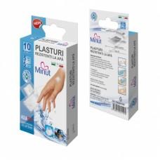 Plasturi rezistenti la apa Minut 10 bucati/cutie