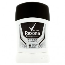 Deodorant solid Rexona Men Invisible Black&White