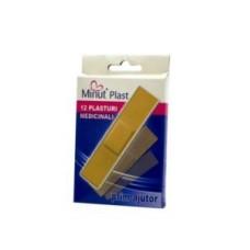 Plasturi medicinali prim ajutor – Minut Plast