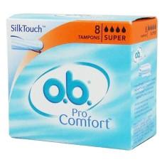 Tampoane OB Procomfort Super 8pcs