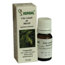 Ulei volatil de brad - 10 ml
